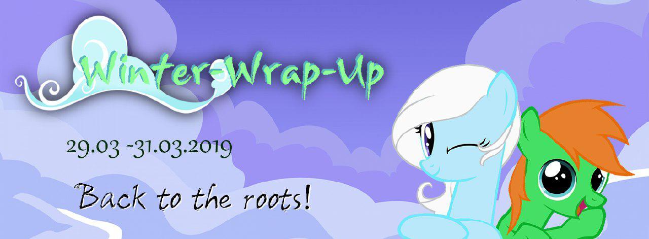 WinterWrapUp Treffen